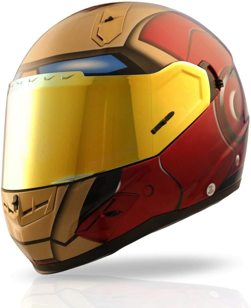 Coolest Motorcycle Helmets