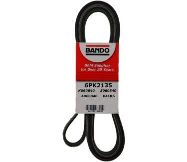Bando USA 6PK2135 OEM Quality Serpentine Belt