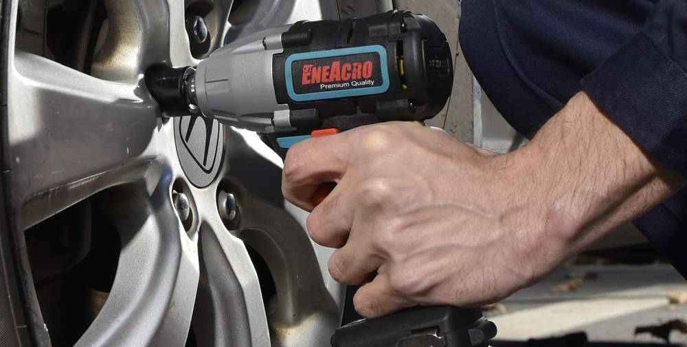 Best Air Impact Wrenches for Cars