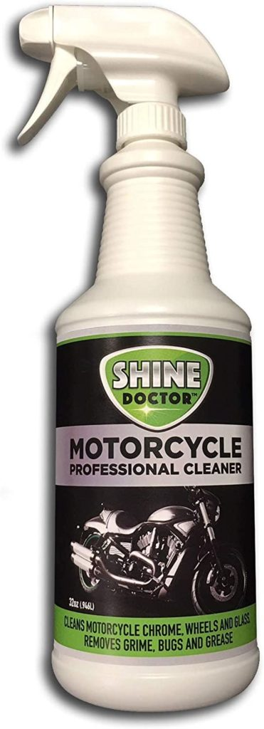 Best Motorcycle Cleaners 7