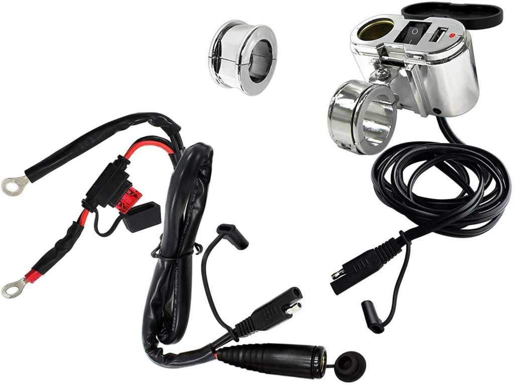 Best Motorcycle USB Chargers