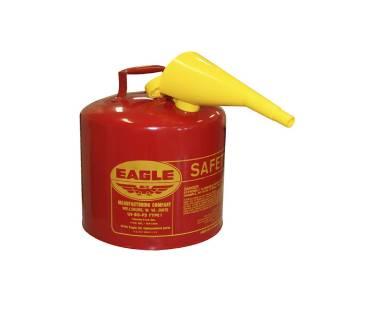 Eagle UI-50-FS Red Galvanized