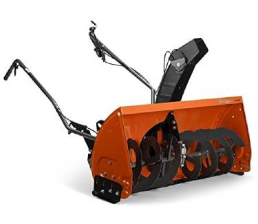 Husqvarna Two-Stage Lawn mower Mounted Snow blower