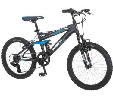 Mongoose Ledge Kids Mountain Bike