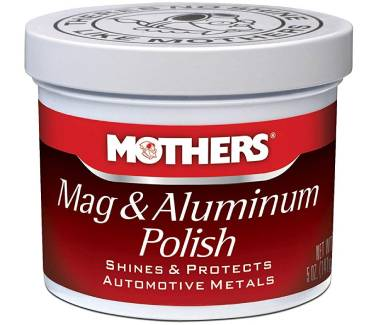 Mothers Mag and Aluminum Polish