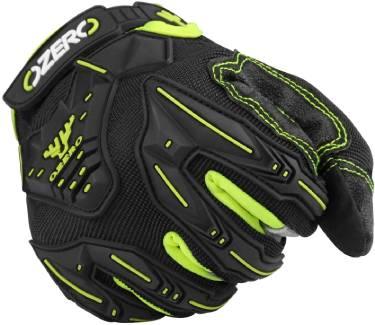 OZERO Deerskin ATV Driving Gloves