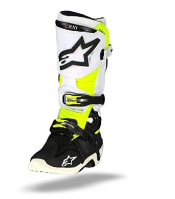 alpinestars men's tech 10 motocross boot