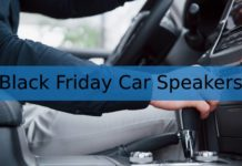 Black Friday Deals on Car Speakers