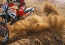 How To Change A Dirt Bike Tire_