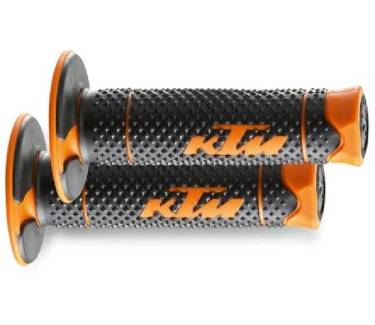 KTM Dual Compound Enduro Dirt Bike Grips