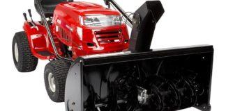 Best Lawn Mower Snow Blower Combination
