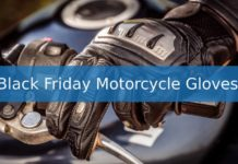 Black Friday Motorcycle Gloves