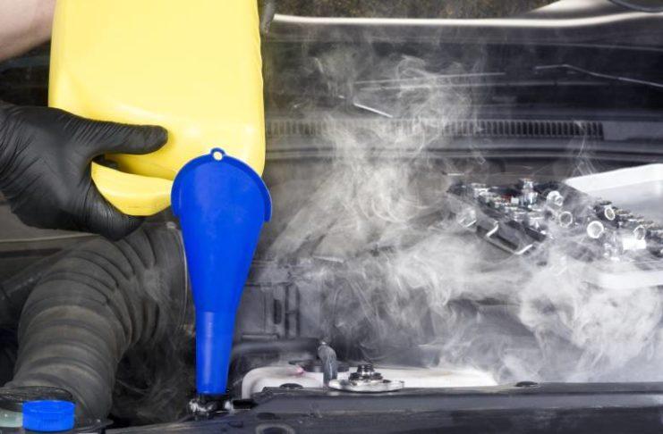Radiator Stop Leaks