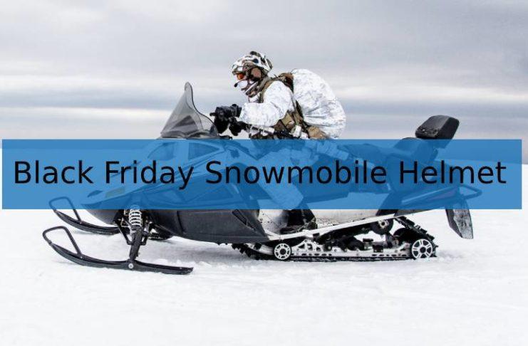 Snowmobile Helmets Deals on Black Friday