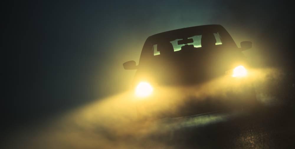 car fog light installation