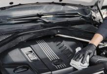 engine block heater installation
