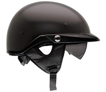 Bell Pit Boss Open-Face Helmet