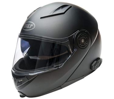Bilt Techno 2.0 Bluetooth Motorcycle Helmet