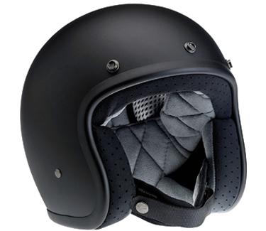Biltwell Bonanza Half Helmet