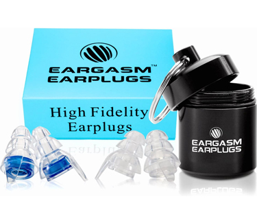 Eargasm High-Fidelity Ear Plugs