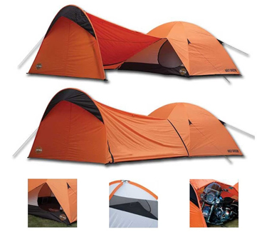 Harley Davidson Dome Tent