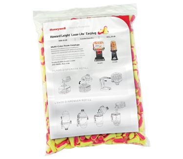 Howard Leight by Honeywell Disposable Foam Ear Plugs