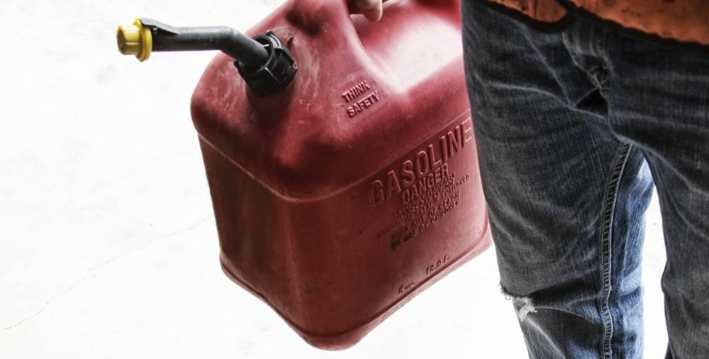 Plastic Fuel Tank Repair