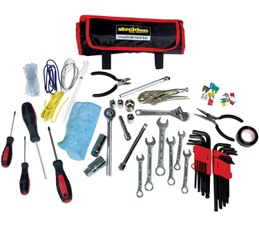 Stockton Tool Company SAE Roadside Tool Kit Best Motorcycle Tool Kits