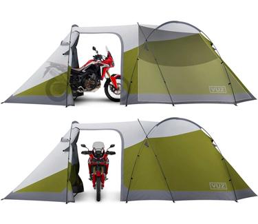 VUZ Motorcycle Tent