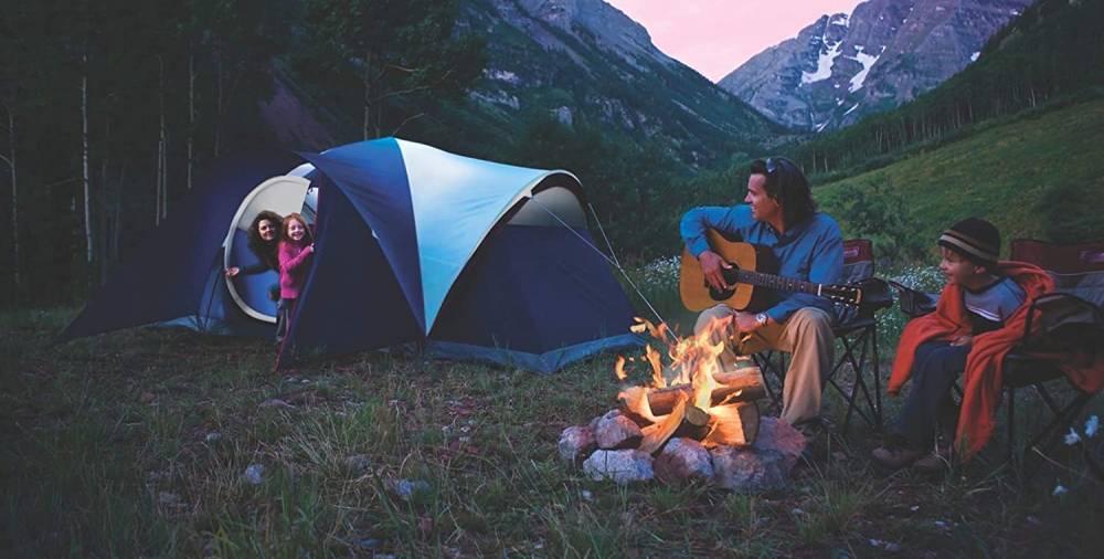 best motorcycle tents