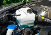 green vs orange engine coolant
