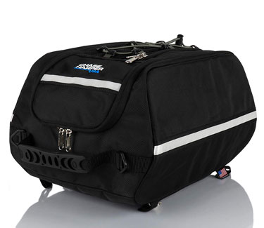 Chase Harper USA 4000 Aeropac Tail Trunk | 6 Best Motorcycle Tail Bags (Review) in 2021 | Gear Sustain