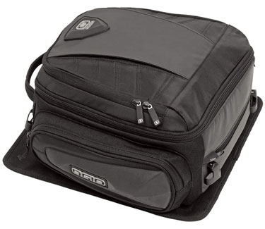 OGIO 110091.36 Stealth Black Duffle Tail Bag | 6 Best Motorcycle Tail Bags (Review) in 2021 | Gear Sustain