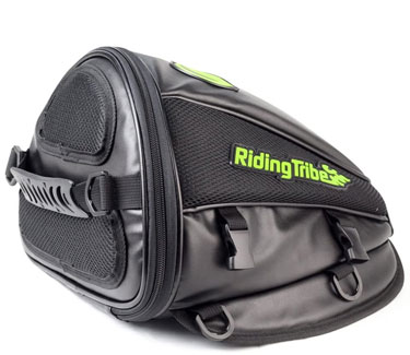 Riding Tribe Motorcycle Tail Bag | 6 Best Motorcycle Tail Bags (Review) in 2021 | Gear Sustain