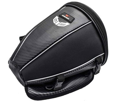 WOSAWE Motorcycle Tail Bag | 6 Best Motorcycle Tail Bags (Review) in 2021 | Gear Sustain
