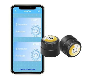 BARTUN Wireless Motorcycle TPMS