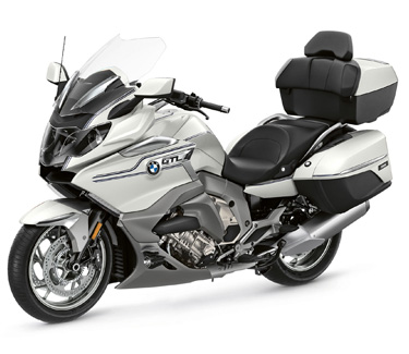 BMW K1600GTL | 6 Best Touring Motorcycles (Review) in 2021