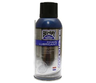 Bel-Ray Super Clean Chain Lube   Best Motorcycle Chain Lube