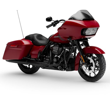 Harley-Davidson Road Glide | 6 Best Touring Motorcycles (Review) in 2021