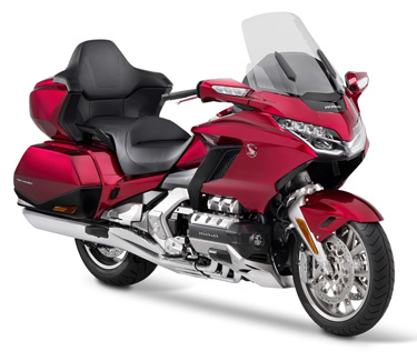 2020 HONDA GL1800 GOLD WING | 6 Best Touring Motorcycles (Review) in 2021