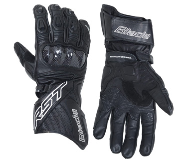 RST Blade Leather Gloves   Best Winter Motorcycle Gloves