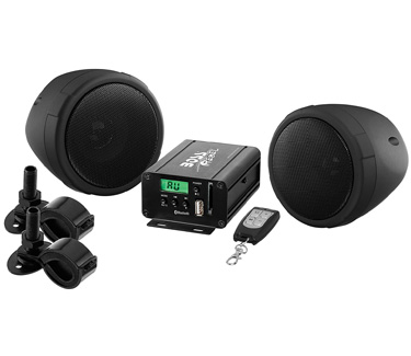 BOSS Audio Systems MCBK520B Motorcycle Sound System