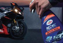motorcycle wax